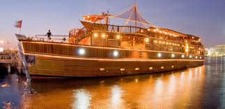 5 Star - 3 Deck Traditional Wooden Boat